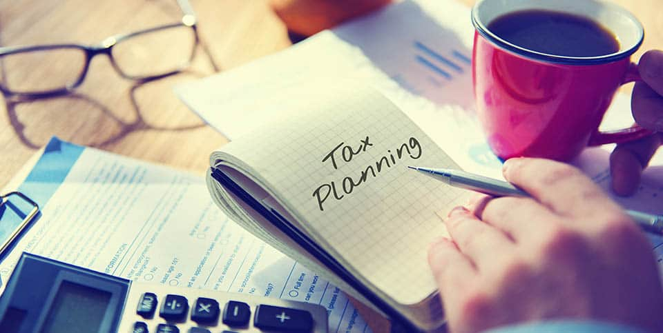 Tax year planning