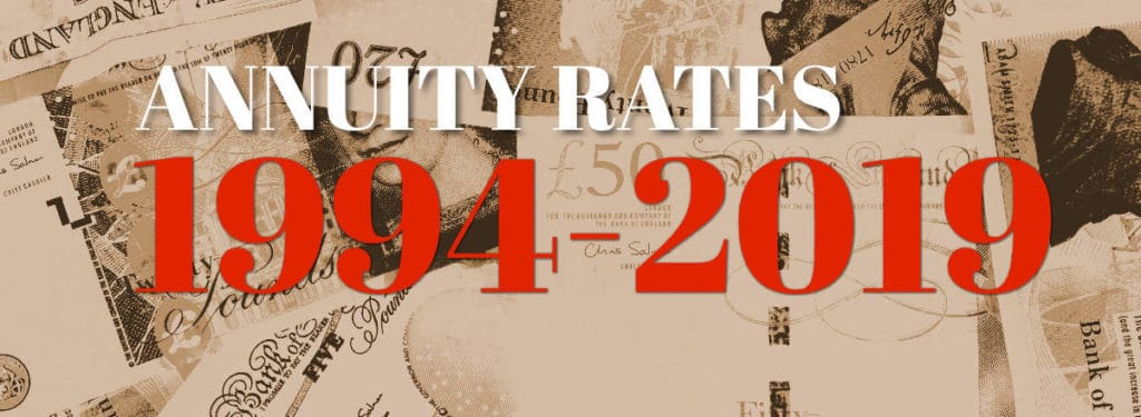 Annuity rates have hit a 25-yearlow