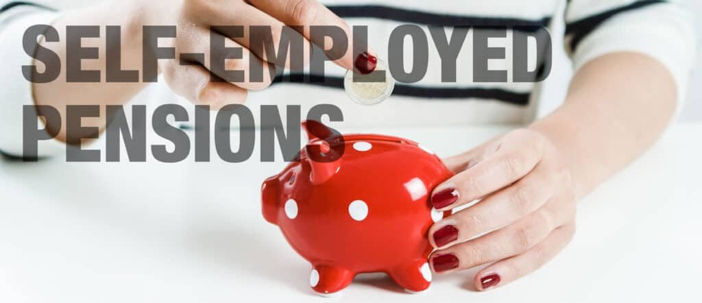 Few self-employed people are saving for their pensions