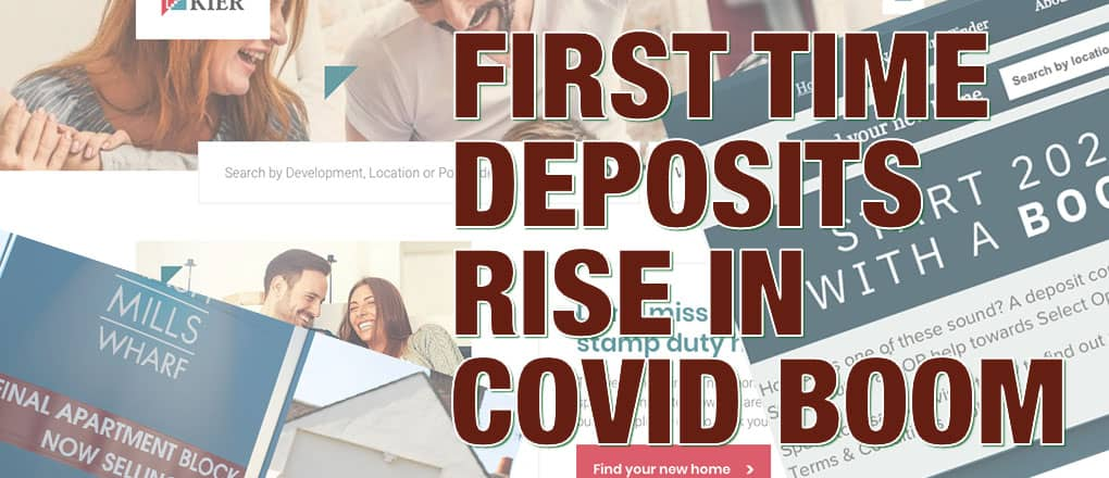 First time deposits