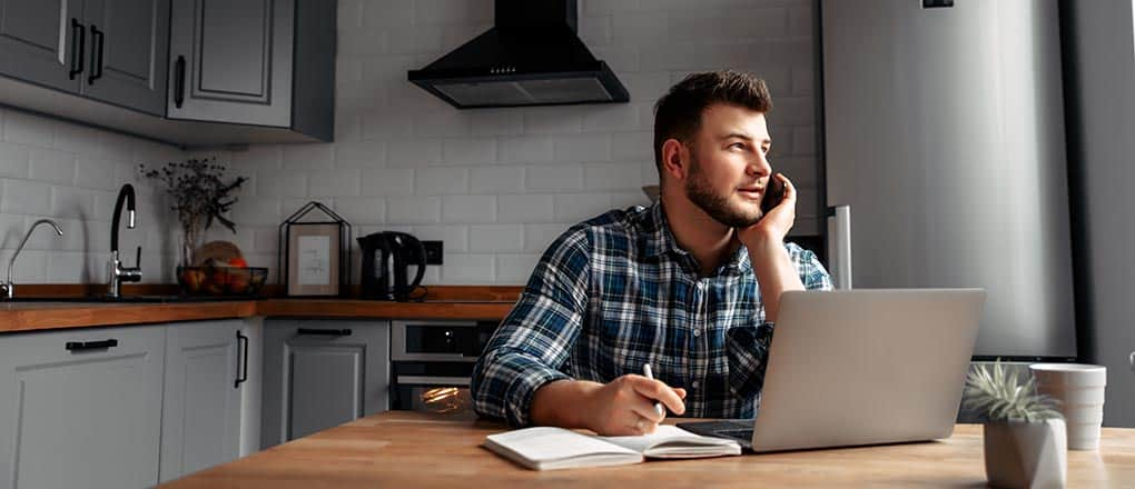 Working from home - tax relief available
